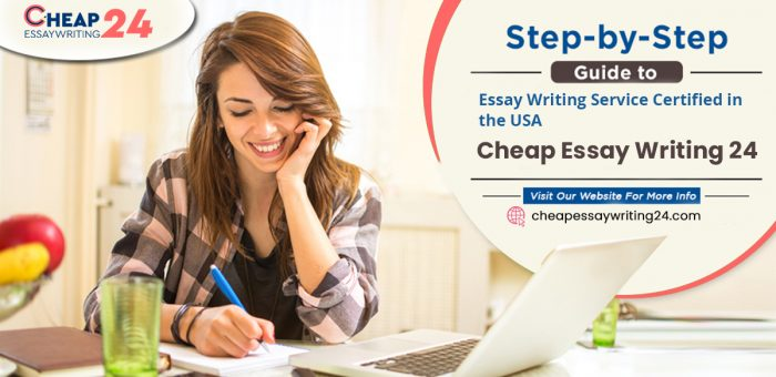 Essay Writing Service Certified in the USA