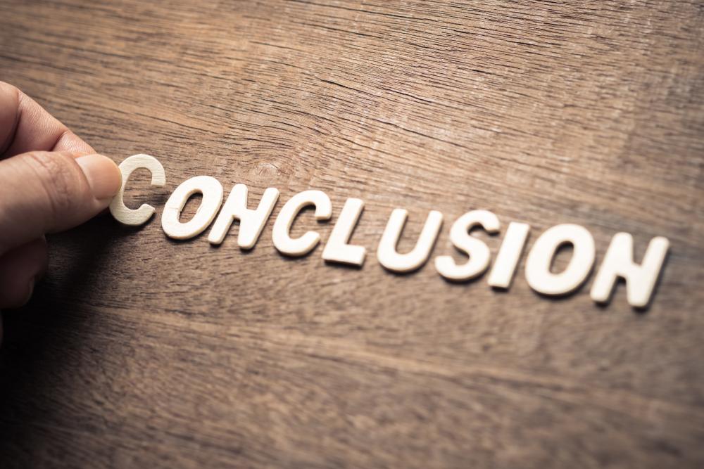 make-a-conclusion